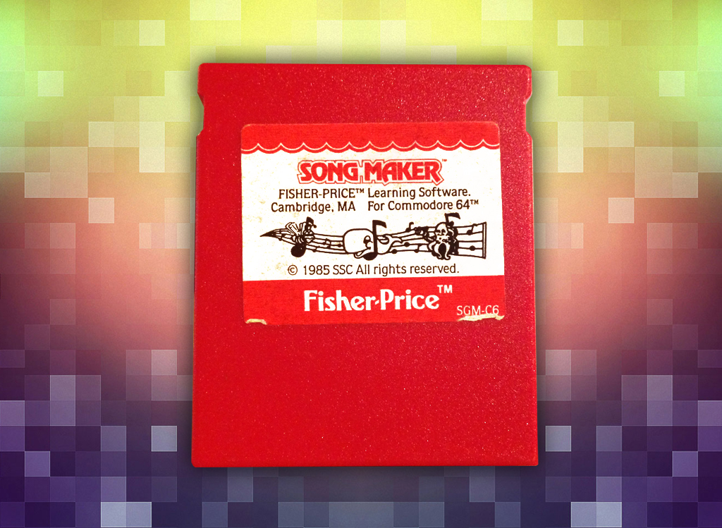 Commodore-64-Fisher-Price-Song-Maker-1985