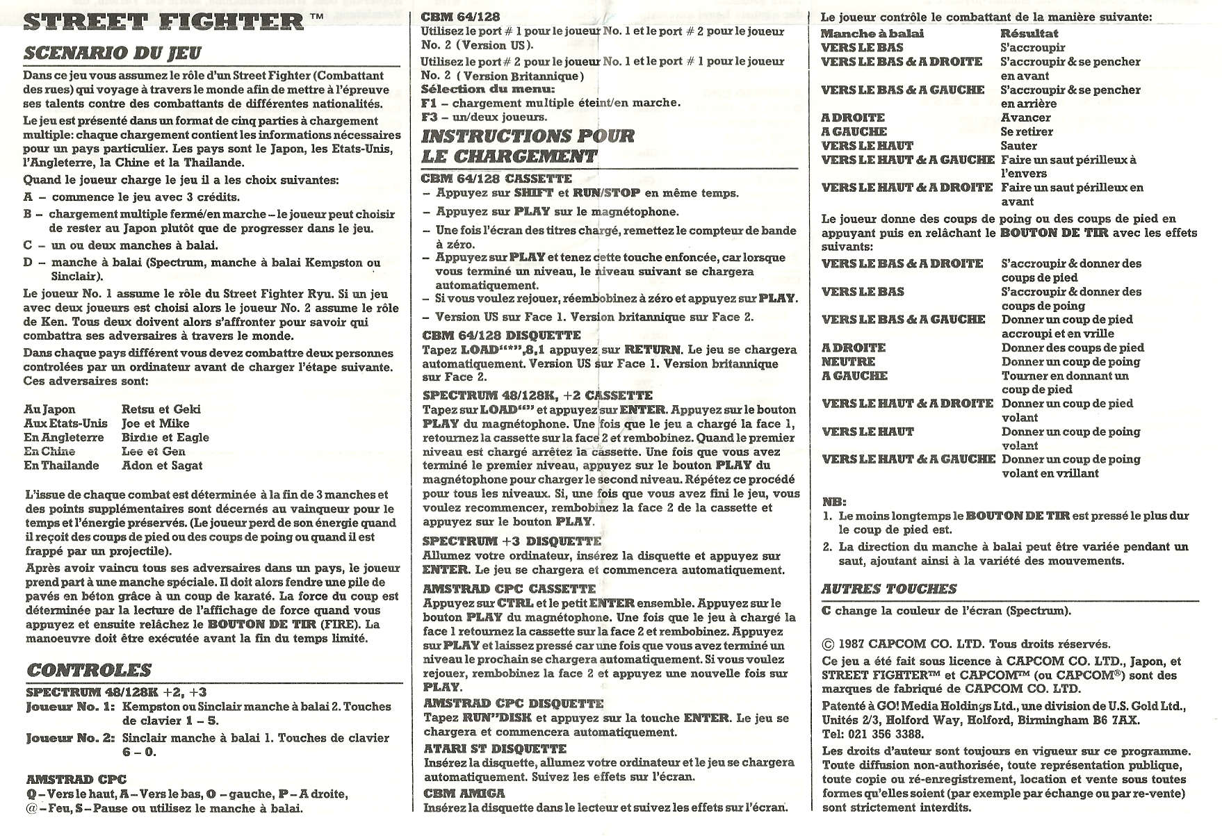 French manual